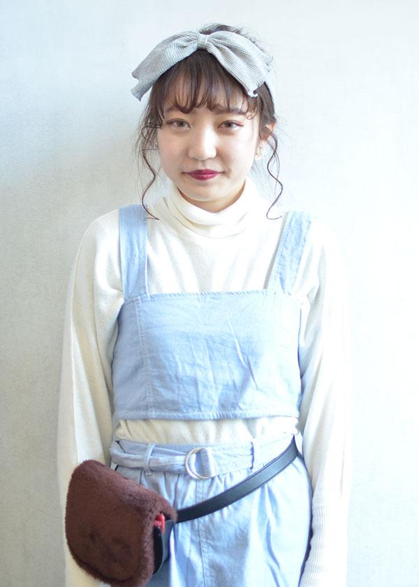 本山スタッフ坂本璃奈